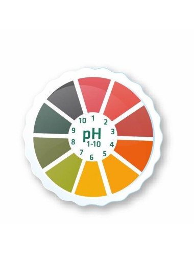 Tiras reactivas pH ALKALINE...