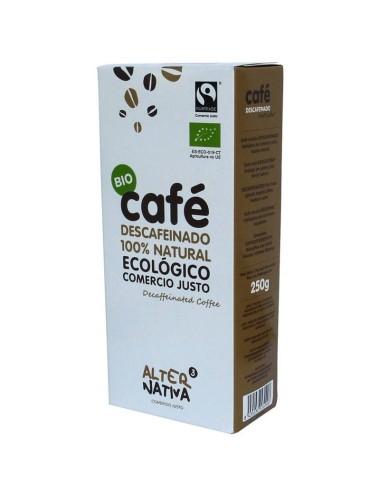 Cafe descafeinado molido...