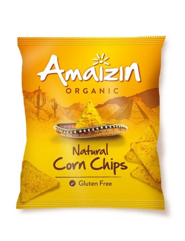 Chips maiz natural AMAIZIN...