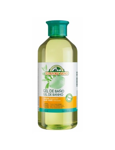 Gel ducha argan aloe...