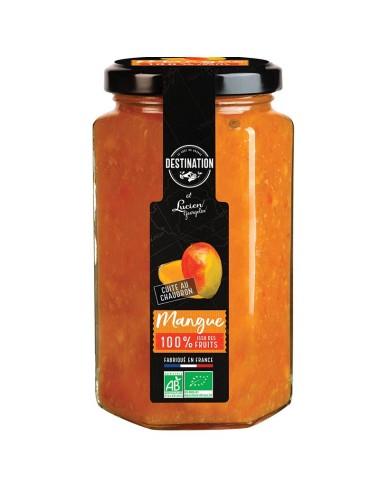 Mermelada mango 100% fruta...