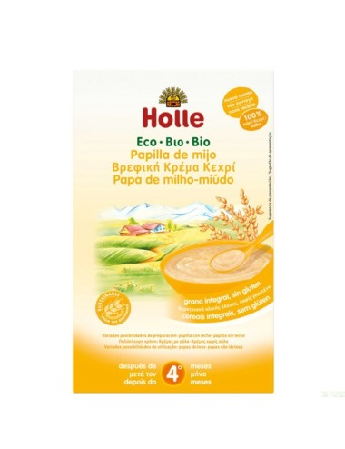 Papilla mijo HOLLE 250 gr ECO