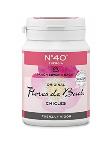 Chicles flores bach energia...