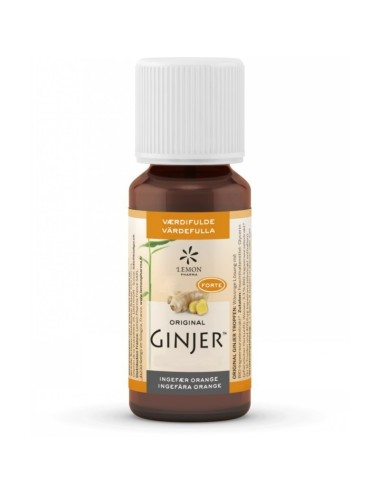 Ginjer gotas LEMON PHARMA...