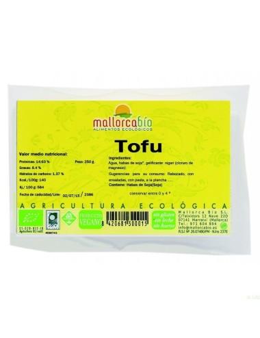 Tofu natural MALLORCA BIO...