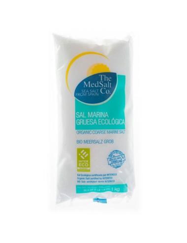 Sal marina gruesa MEDSALT 1 kg