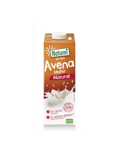 Bebida avena natural NATUMI...