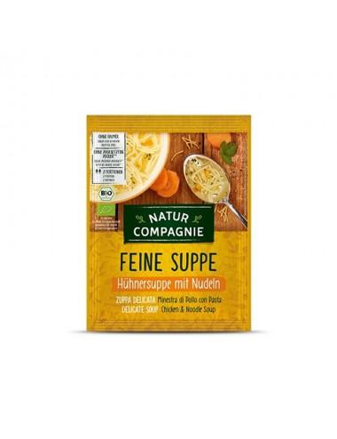 Sopa pollo fideos NATUR...