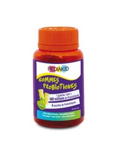 Gominolas probioticos...
