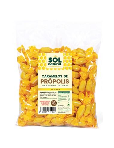 Caramelos propolis bolsa...