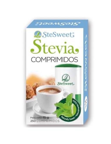 Stevia STESWEET 250 tabletas