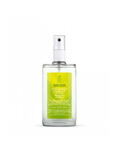 Desodorante citrus WELEDA...
