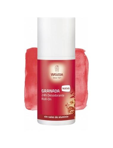 Desodorante roll-on granada...