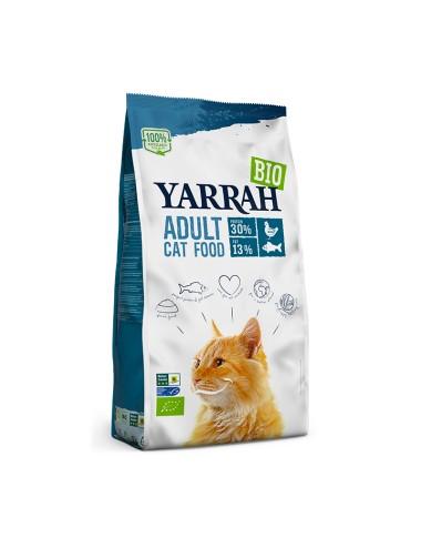 Pienso gatos pescado YARRAH...