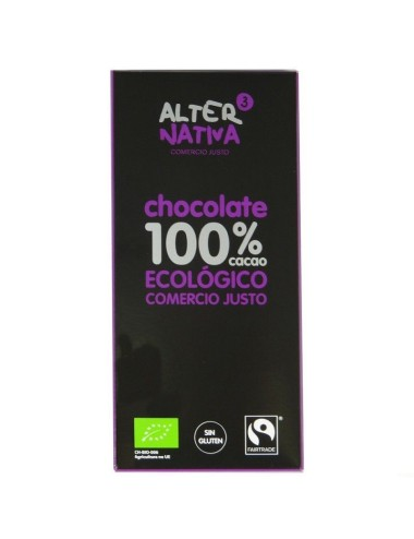 Chocolate 100% ALTERNATIVA...