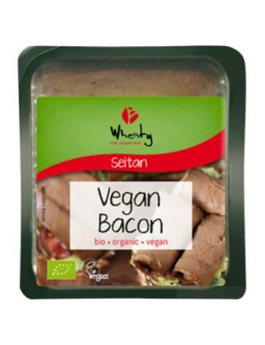 Bacon lonchas WHEATY 60 gr BIO