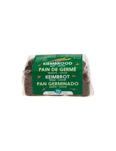 Nachos trigo sarraceno amaranto y quinoa sin gluten SOL NATURAL 80 gr BIO
