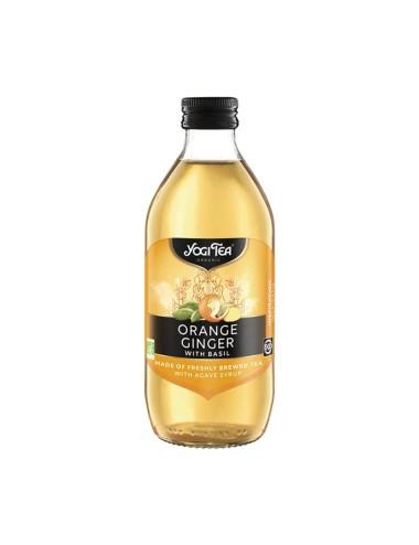 Yogi tea naranja jengibre...