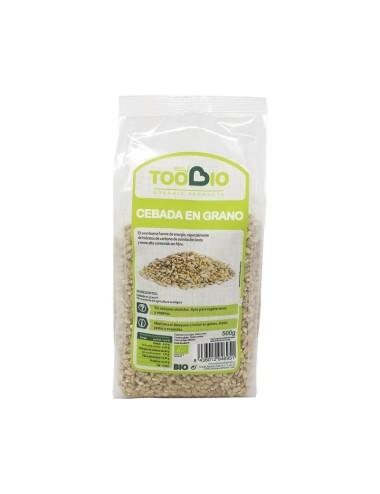 Cebada grano TOO BIO 500 gr...