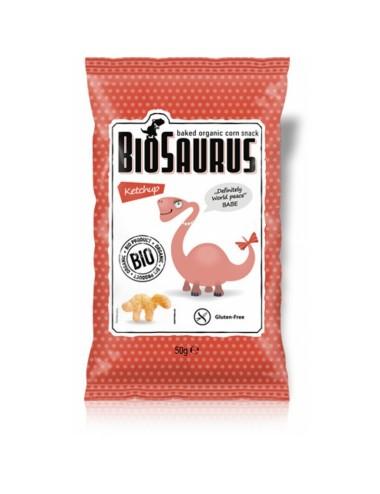 Snack ketchup BIOSAURIO 50...