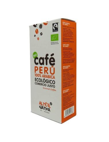Cafe peru molido...