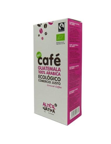 Cafe guatemala molido...