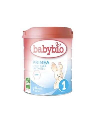 Leche vaca PRIMEA 1 BABYBIO...