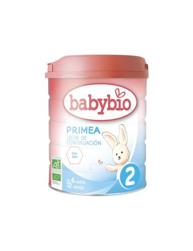 Leche vaca PRIMEA 2 BABYBIO...