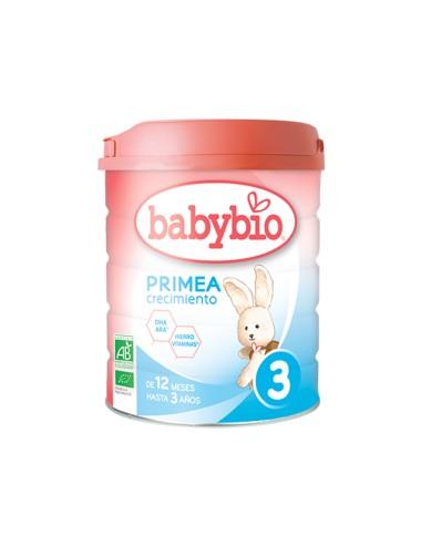 Leche vaca PRIMEA 3 BABYBIO...
