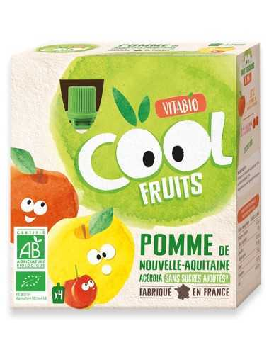 Frutas manzana VITABIO 4x90...