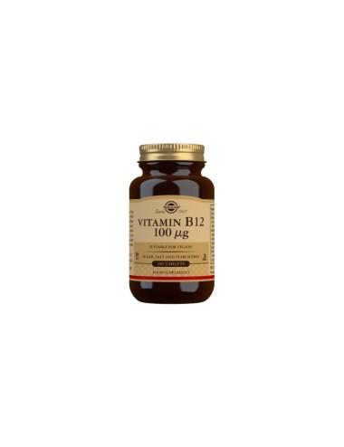 Vitamina B12 100 mg SOLGAR...