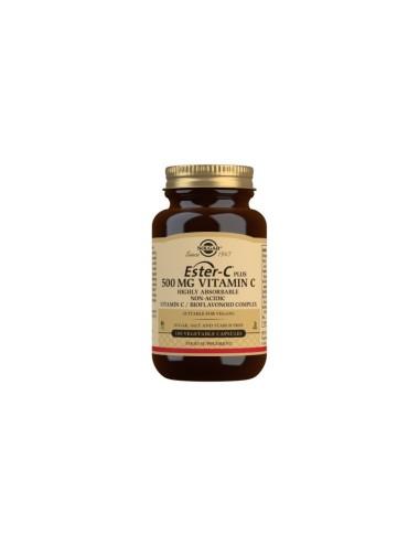 Vitamina C 500 mg SOLGAR...