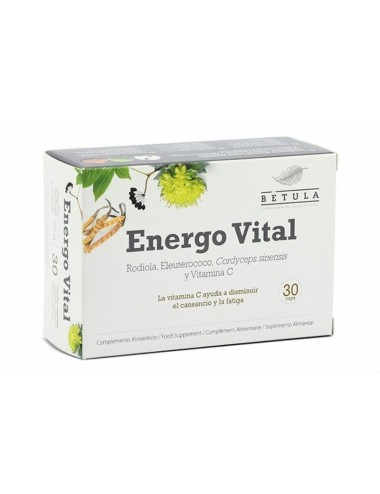 Energo Vit BETULA 30 capsulas