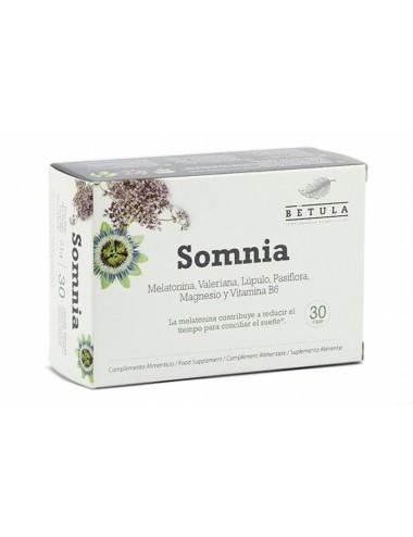 Somnia BETULA 30 capsulas
