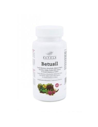 Betusil BETULA 60 capsulas