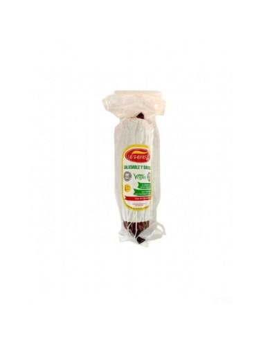 Fuet vegetal tubo IEZER 200 gr