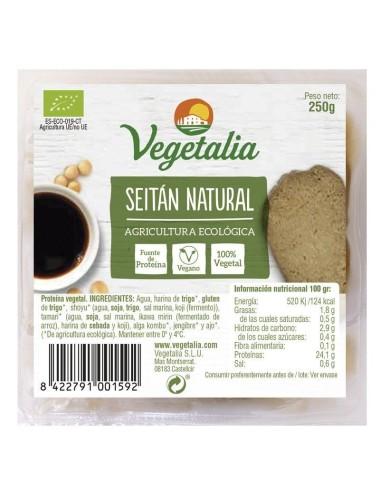 Seitan VEGETALIA 250 gr