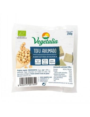 Tofu ahumado VEGETALIA 250 gr