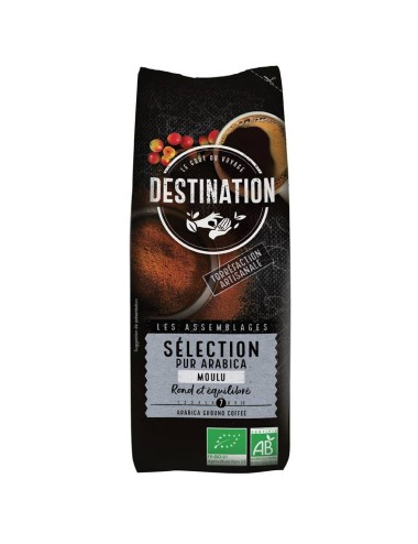 Cafe seleccion 100% arabica...