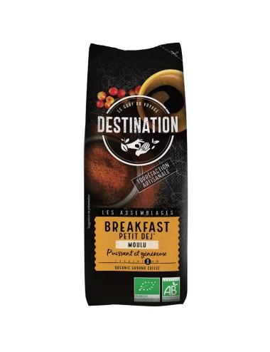 Cafe desayuno molido...