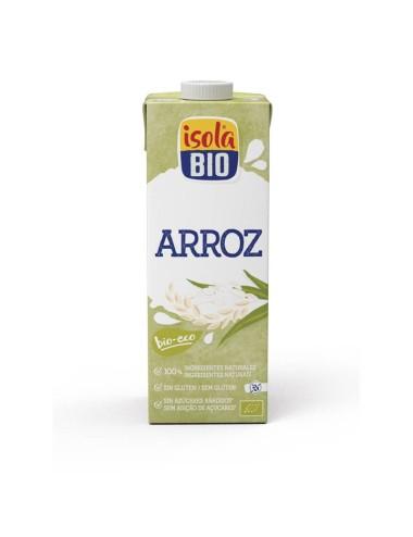 Bebida arroz natural ISOLA...