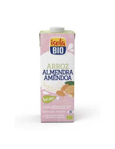 Bebida arroz almendra ISOLA...