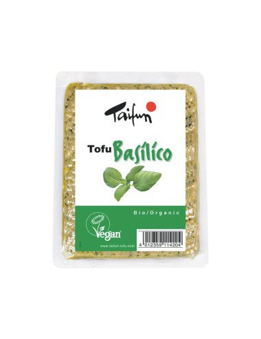 Tofu albahaca TAIFUN 200 gr...