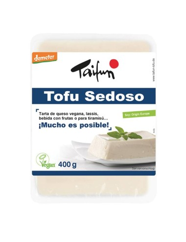 Tofu sedoso TAIFUN 400 gr BIO