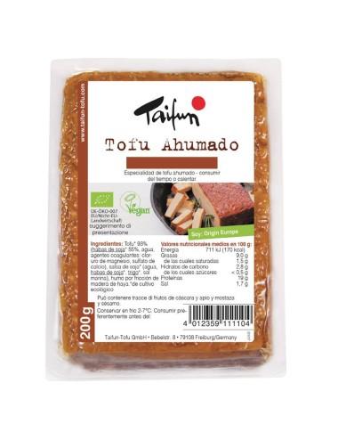 Tofu ahumadoTAIFUN 200 gr BIO