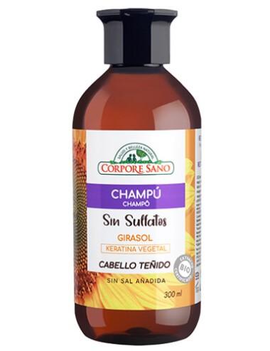 Champu sin sulfatos CORPORE...