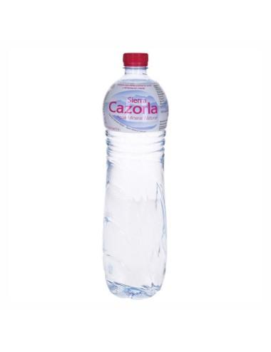 Agua mineral CAZORLA 1,5 L