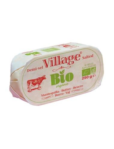 Mantequilla con sal VILLAGE...