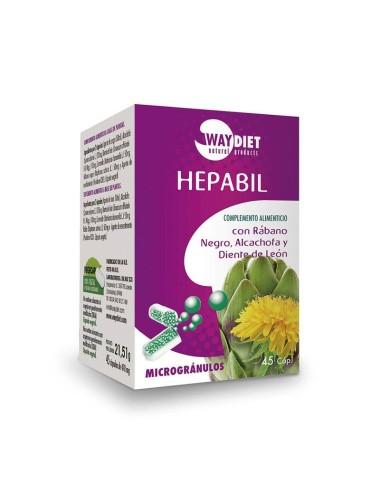 Hepabil WAYDIET 45 capsulas