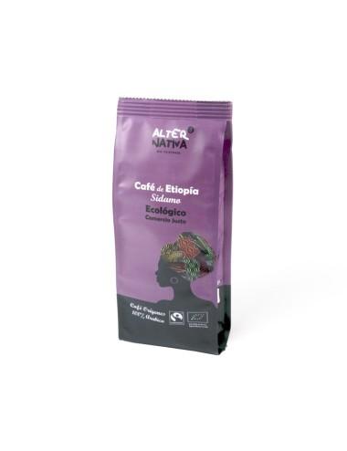 Cafe etiopia sidamo molido...